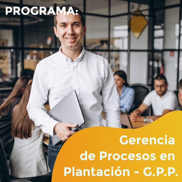 Gerencia de Procesos de Plantación de iglesias - G.P.P. - 050521NIC1