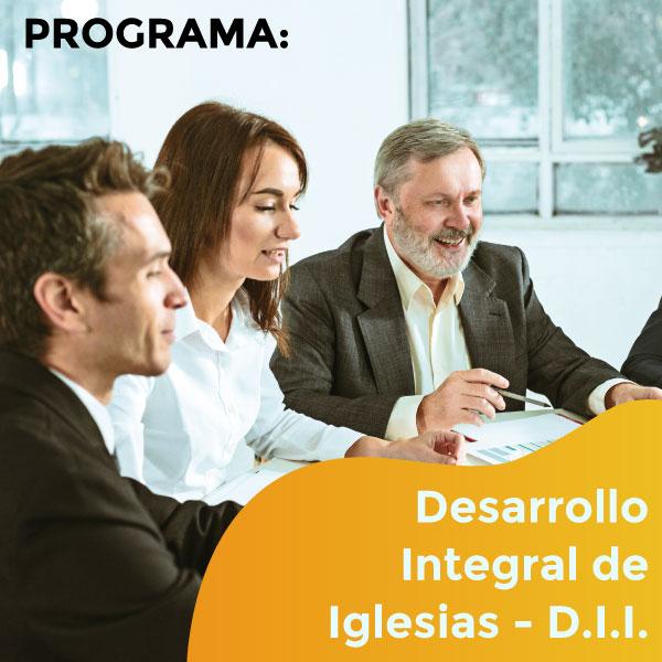 Desarrollo Integral de Iglesias - D.I.I. - 310721VEPB